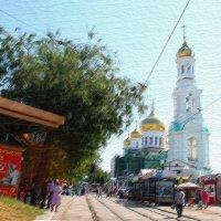 Кафедральный собор Пресвятой Богородицы :: Allekos Rostov-on-Don