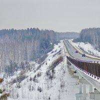 Зимние дороги Урала :: A. SMIRNOV