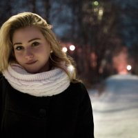 Вечерний street :: Илья Матвеев