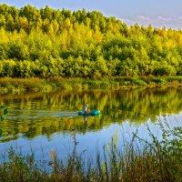 Вспоминая лето - август в отражениях. :: Elena Izotova