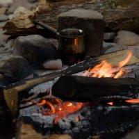 Вечерний кофе :: Андрей Афанасьев