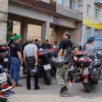 Местные байкеры в сборе :: Оля Сухинина