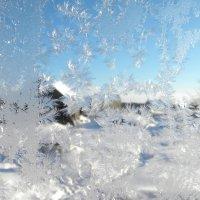 За окном - зима :: Ольга