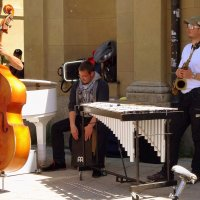 Теплые ритмы джаза... :: Lilly