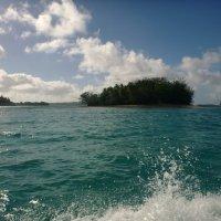 Уплывающий остров :: Антонина