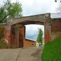 Старая крепость. :: Александр Атаулин