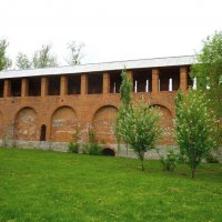 Крепостная стена. :: Александр Атаулин