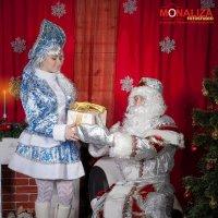 С наступающим Новым Годом! :: Ирина Митрофанова студия Мона Лиза