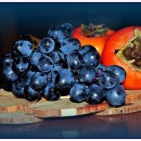 Они и зимой фрукты.... :: Анатолий Анищик