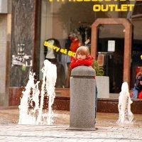 Пока мама на шопинге :: Николай Танаев