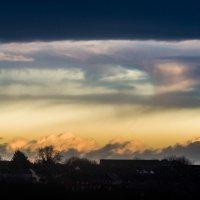 Полосатое небо Англии :: MVMarina