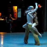 Конкурс артистов балета в Музыкальном театре :: Светлана Яковлева