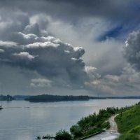Белый теплоход :: Виктор Четошников