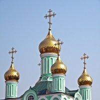 Золотые купола :: Александр Макеенков