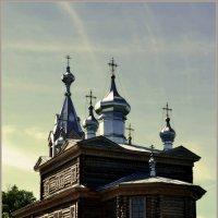 Церковь Троицы Живоначальной :: Татьяна Захарова