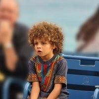 """Задумчивый мальчуган-одуванчик*.....или """"белый и пушистый""""..))) :: Юленька Шуховцева*"""