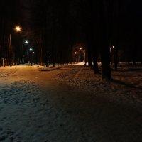 Ночной город :: Юлия Воробьева