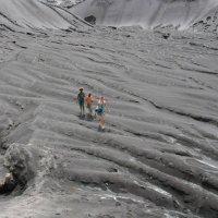 Извержение вулкана Тавурвур, город Рабаул :: Антонина