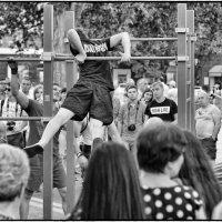 Публичная гимнастика :: Денис Кораблёв