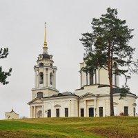 Храм Знамения Пресвятой Богородицы. :: Юрий Шувалов