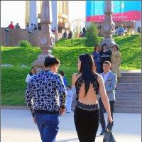 Нарядная одежда - понятие растяжимое. :: Anna Gornostayeva