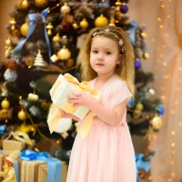Маленький ангел Анечка :: Ксюша Богомолова