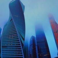 Сити,так как она есть. :: Rassol Risk