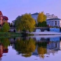 Хорошо летом в Конча-Заспе...жить... да и зимой, наверное, тоже... :: Валентина Данилова