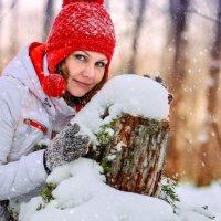 Красота зимы. :: Елена Тарасевич (Бардонова)