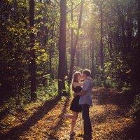 Осенняя прогулка :: Валерия Дроздова