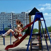 Тяни-Толкай! :: Нина Корешкова