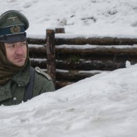 5-7 декабря 1941 года. Начало конца... :: Фёдор Куракин