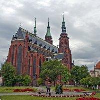 Catherdal in Legnica :: Roman Ilnytskyi