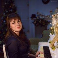 Светлана. Новый год уже близко! :: Юлия Романенко