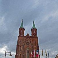 Medieval Cathedral :: Roman Ilnytskyi