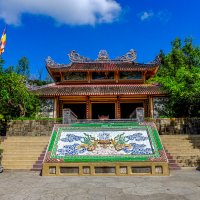 Пагода Лонг Шон. Нячанг. Вьетнам. :: Rafael