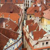 Крыши Златой Праги #4 :: Олег Неугодников