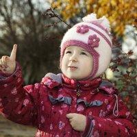 С  дочкой на прогулке :: Дмитрий Сахончик