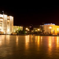 Хабаровск. Площадь Ленина :: Нина Насыпова