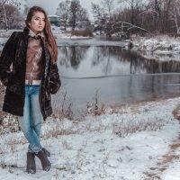 Река :: Максим Ноздрачев