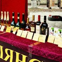 Цимлянские вина ярмарке :: Владимир Болдырев