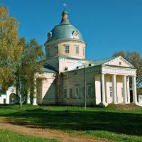 Никольский храм :: Александр Архипкин