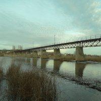 любимый мост :: Михаил Жуковский