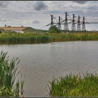 сельско-промышленный пейзаж :: Дмитрий Анцыферов
