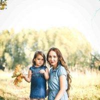 Кристина и Тася :: Тимур