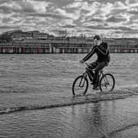 Если надо помыть велосипед, приезжайте в Питер :: Табаско Перчик