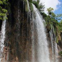 Водопад на Плитвицких озерах, Хорватия :: Алина Ясмина (J.D.-Ray)