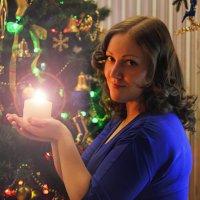 Новогодний огонек :: Аnastasiya levandovskaya