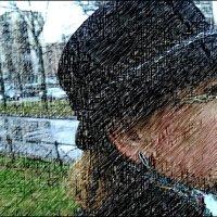 смартфонопортрет на улице :: sv.kaschuk