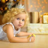 Амели и подарки :: Ксюша Богомолова